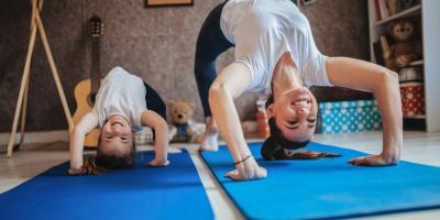 تُحسن تركيزهم .. 7 فوائد مدهشة لممارسةاليوجا للأطفال