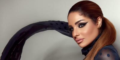 مرام البلوشي بأول ظهور لها بعد خروجها من المستشفى