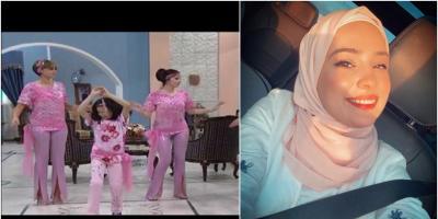 """طفلة """" بنات اكريكوز """" يمنى الحلبي ترزق بطفلتها"""