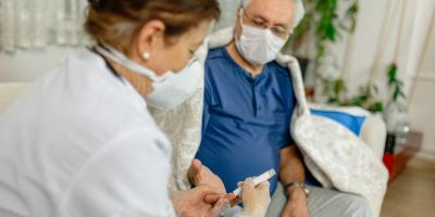 أعراض خطيرة لكورونا لدى مرضى السكري