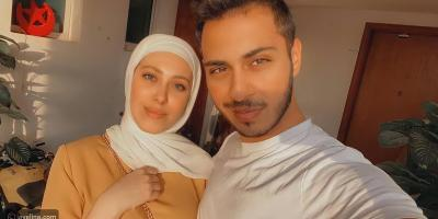 شقيق الوليد مقداد يغار عليه من زوجته.. فيديو لطيف!