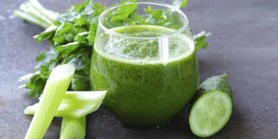 الشراب الأخضر.. مفيد للصحة