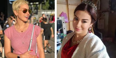 وفاة ريم غزالي بعد صراع مع سرطان الدماغ.. وشقيقتها سلمى