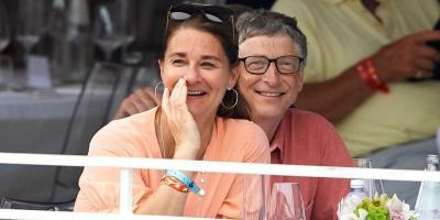 طلاق بيل غيتس ومليندا غيتس