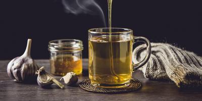 فوائد الثوم مع العسل للتنحيف