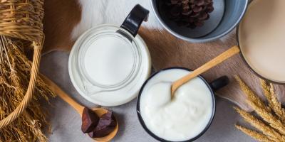 هل يعتبر الزبادي بديل آمن للمصابين بحساسية الحليب؟