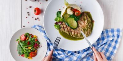 5 نصائح فعالة لفقدان الوزن بعد سن اليأس