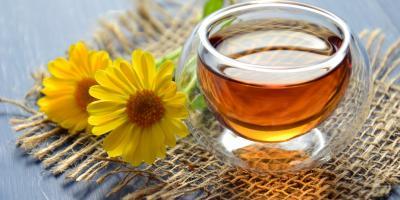 مشروبات وأعشاب تنزل الدورة الشهرية بسرعة