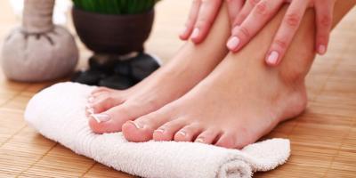تعرفي على الطرق المختلفة لحمامات القدم وفوائدها الصحية