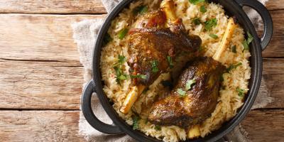 المطبخ اليمني: طريقة عمل الحنيذ