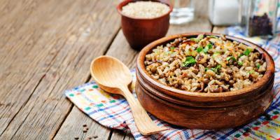 طريقة عمل الرز بالعدس