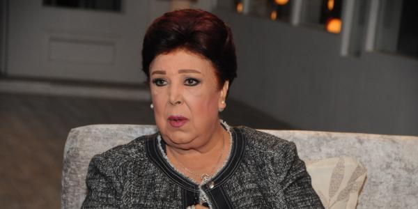 إصابة الفنانة المصرية رجاء الجداوي بـ فيروس كورونا