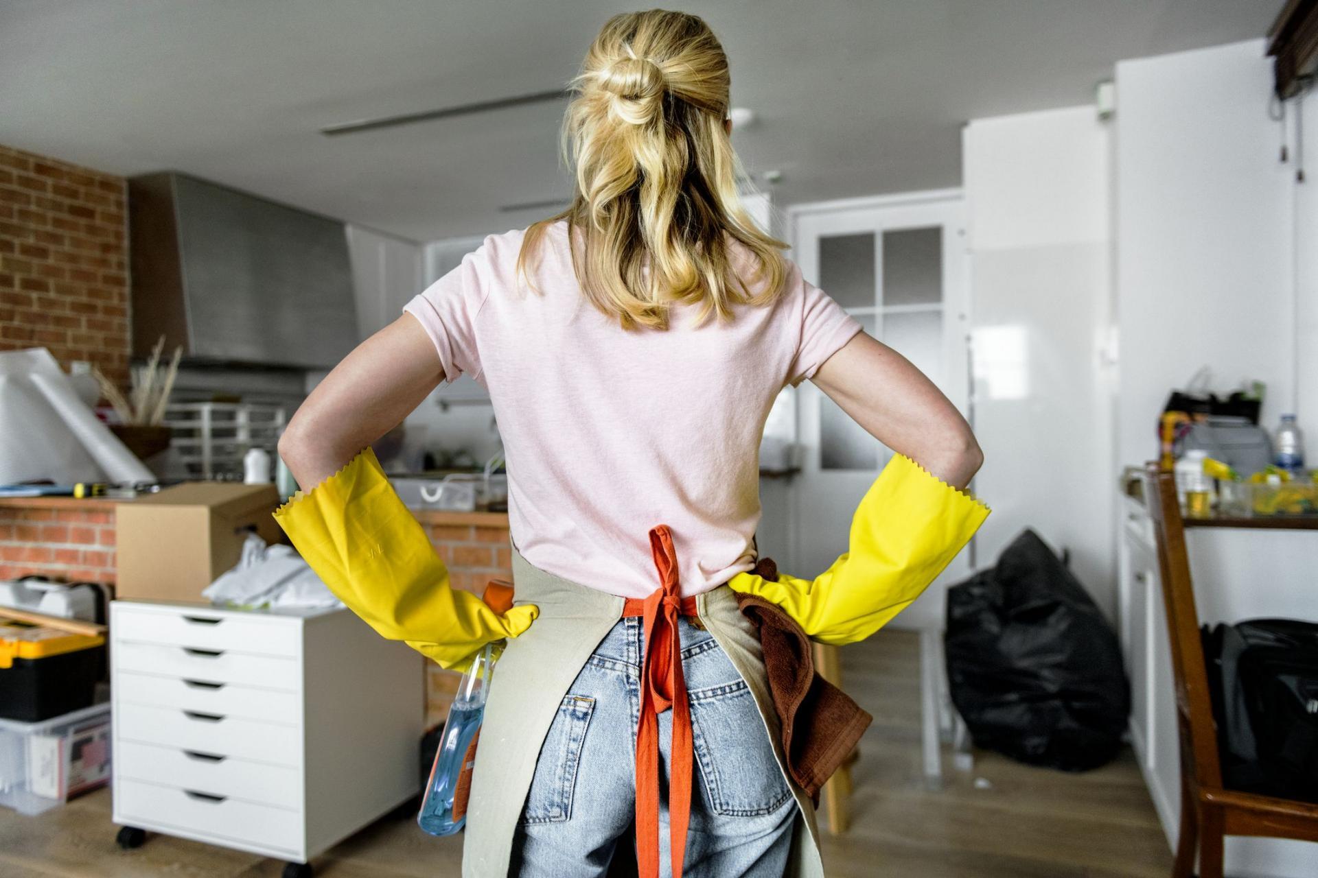 خطوات تنظيف وتنظيم المنزل | حلوة